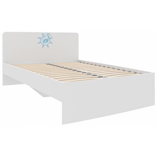 """Кровать (исп. 2) 1200 """"Бриз"""""""