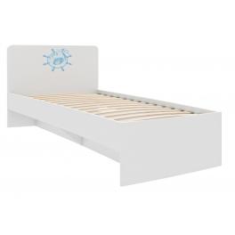 """Кровать (исп. 2) 800 """"Бриз"""""""