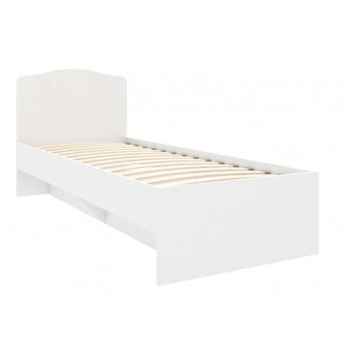 """Кровать с ограничителем и ящиками 800 исп 2 """"Сказка"""""""