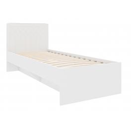 """Кровать (исп. 2) 800 """"Бискотти"""""""