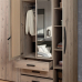 NATURE/Натур 555 Шкаф для одежды и белья