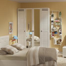 Бриз 555 Шкаф для одежды и белья (Ост.)