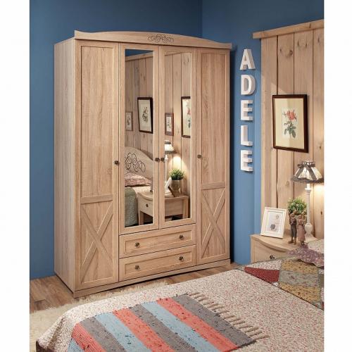 ADELE/Адель 9 Шкаф для одежды и белья