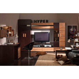 Стенка для гостиной Hyper/Хайпер