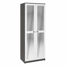 "Шкаф с двумя зеркалами ШК-002 ""Лира"""