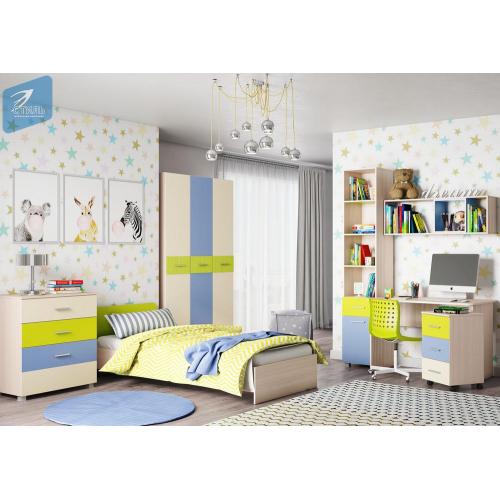 """Детская спальня """"Лайк"""" Комплектация 1"""