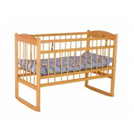 """Кроватка детская """"Ладушка"""" на качалке (Ост.)"""